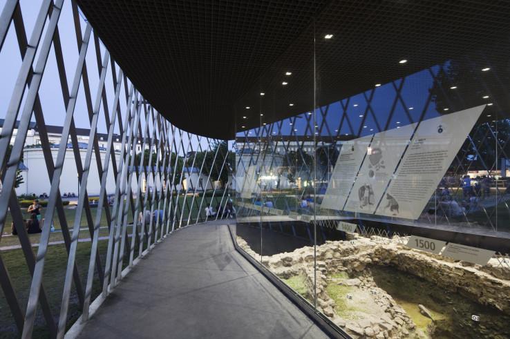 pavillon elisengarten montage - kadawittfeld architekten