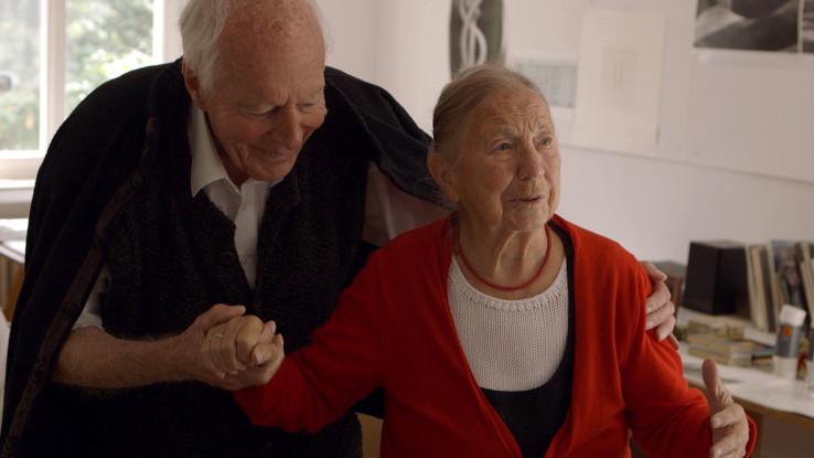 Gottfried und Elisabeth Böhm; © Lichtblick Film GmbH/Foto: Maurizius Staerkle Drux