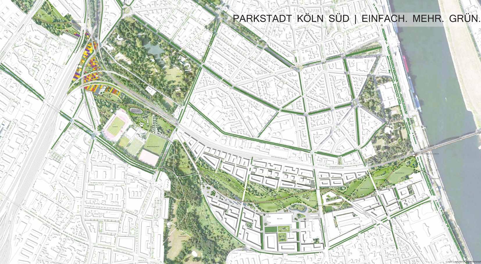 Parkstadt Süd Köln