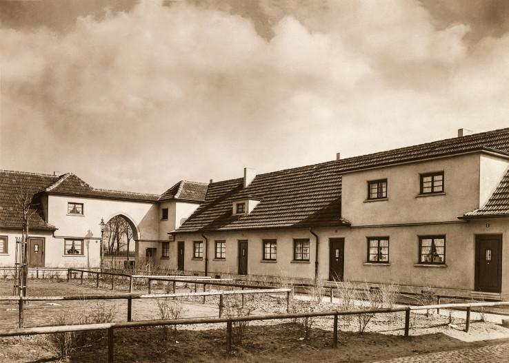 Efeuplatz, Köln-Poll, 1922