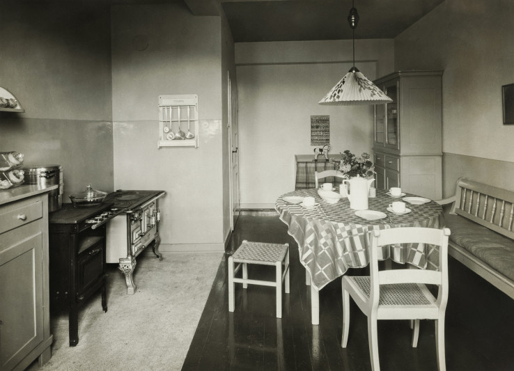 "GAG-Ausstellung ""Das Heim"", 1929"