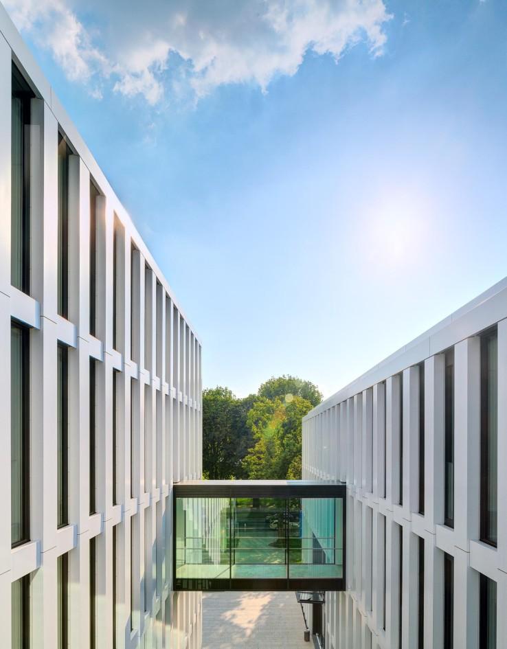 Neubau Bürohaus Cubes Cecilienallee 6-7, Düsseldorf