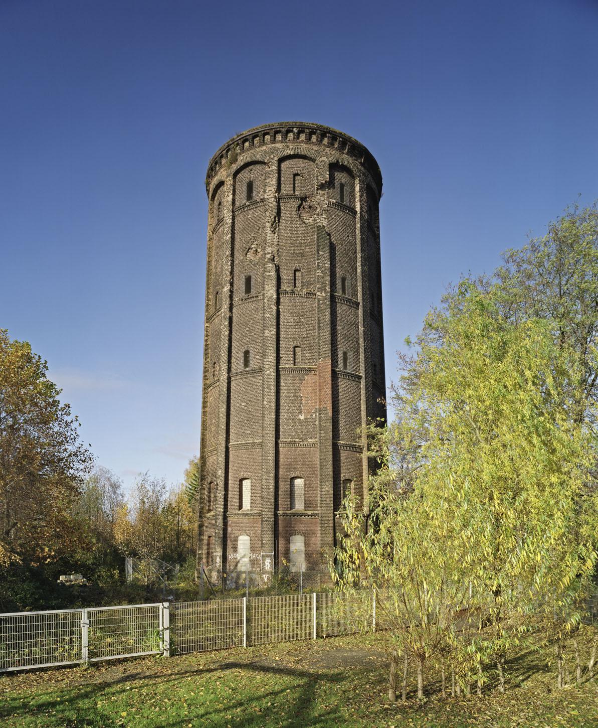 Wasserturm Köln Stammheim