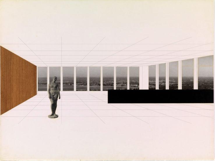 van der Rohe, Ludwig Mies