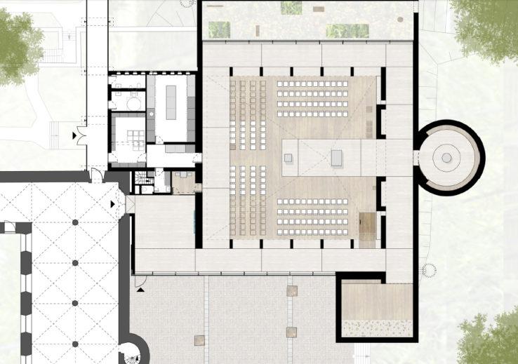 Schilling Architekten findet mich die kirche koelnarchitektur de