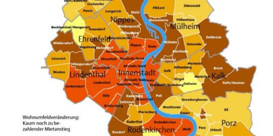 Köln Kriminalität Stadtteile