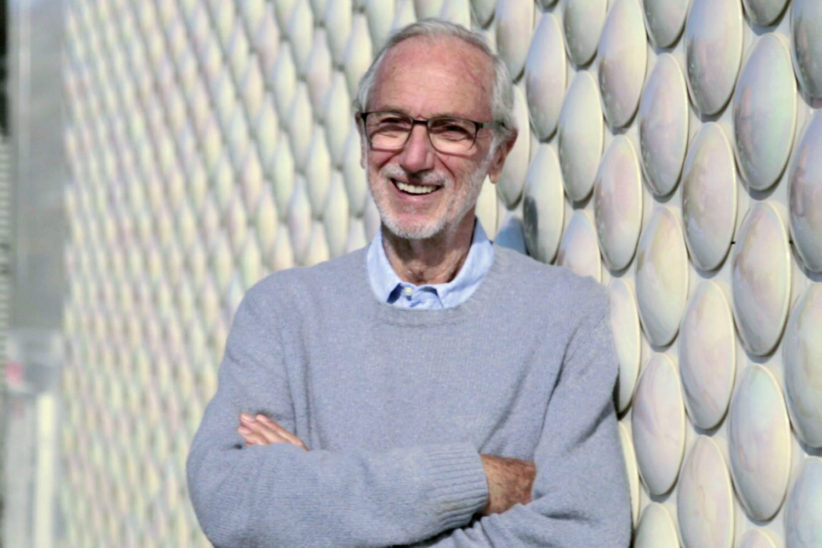 Der Architekt Renzo Piano. Copyright: mindjazz pictures